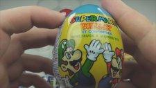 7 Plastik Sürpriz Yumurta Açma (Arabalar 2 / Oyuncak Hikayesi / Tomas / Sünger Bob)