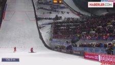 İsviçreli Kayakçı Ölümden Döndü