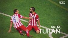 Türk oyuncuların attığı en güzel goller