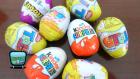 8 Sürpriz Yumurta! Kinder Sürpriz, Toto, Topi ve Hobby Oyuncak Yumurtalar