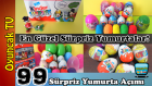 99 Sürpriz Yumurta! En Güzel Sürpriz Yumurta Videoları Derleme [1 Saatlik Video]