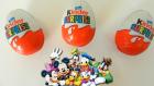 Kinder Sürpriz Yeni Oyuncak Serisi Mickey Mouse ve Arkadaşları! Kinder Sürpriz Yumurtalar