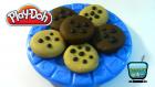 Oyun Hamuru ile Çikolatalı Kurabiye Yapımı