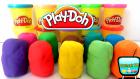 Oyun Hamuru Sürpriz Yumurtalar 2! Oyun Hamuru Kaplı 10 Farklı Oyuncak