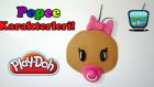 Oyun Hamurundan Pepee Çizgi Film Karakterleri: Oyun Hamuru ile Bebee Yapımı