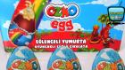 OZMO Sürpriz Yumurtalar! 3 adet Ozmo Sürpriz Yumurta Açımı