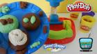 Play Doh Kurabiye Fabrikası Oyun Hamuru Oyuncak Seti