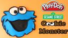 Play Doh Oyun Hamuru ile Kurabiye Canavarı Yapımı