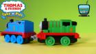 Thomas ve Arkadaşları Oyuncak Trenler, Oyuncak Tren Percy