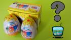 TOPİ Sürpriz Yumurtalar, Oyuncak Yumurtalar, 6 Sürpriz Yumurta Açımı