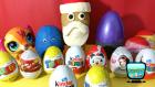 Yeni Sürpriz Yumurtalar! Minişler , Disney Prensesleri, Mickey Mouse Sürpriz Yumurta Açımı