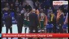 Buducnost-Banvit Maçında Sırp Taraftar Banvitli Oyuncuya Saldırdı