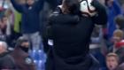 Diego Simeone ve oğlunun gol sevinci