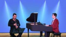 Fikrimin İnce Gülü Klarnet Piyano Piyanoları Piyanosu Piyanist Sol Damar Macun Meyan Fon Hazırlık HD