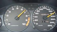 Honda Integra Type R 230HP Hız Denemesi