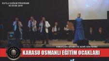 Karasu Osmanlı Eğitim Ocakları / Kutlu Doğum Programı - Anka İlahi Grubu 12. Bölüm