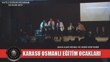 Karasu Osmanlı Eğitim Ocakları / Kutlu Doğum Programı - Anka İlahi Grubu 14. Bölüm
