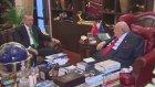 9. Cumhurbaşkanı Demirel'e Taziye ve Geçmiş Olsun Ziyareti