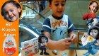 6 Kinder Şirinler Sürpriz Yumurta Açıyorum | Bir Küçük Adamın Sürpriz Yumurtaları