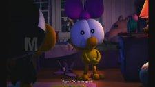Çatlak Yumurtalar (Sizinkiler) - Gizemli Tıkırtı (İngilizce Altyazılı - ENG Subtitles)
