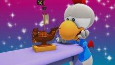 Çatlak Yumurtalar (Sizinkiler) - Küçük Korsanlar Full Bölüm