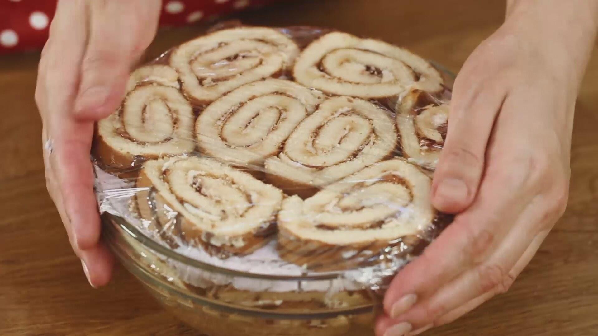 Dankek Rulo Pasta Tarifi