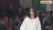 19. Dosso Dossi Fashion Show - Mankenler, Fransadaki Saldırıları Protesto Etti