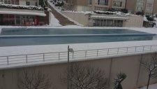 İstanbul Pendik Kurtköy Çamlık Kristal (Crystal ) Park 3+1 Havuz Manzaralı Daire