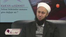 Fatih Kalender Hocaefendi İle Ilmihal - Lalegül Tv