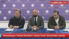 Osmanlısporun Yeni Teknik Direktörü Mustafa Reşit Akçay