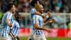 Malaga 1-1 Villarreal - Maç Özeti (10.1.2015)