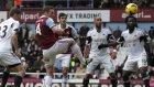 Swansea City 1-1 West Ham - Maç Özeti  (10.1.2015)