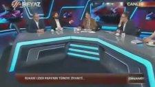 Üstad Kadir Mısıroğlu vs. İlber Ortaylı Tartışması - Beyaz TV