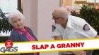 Yaşlı Kadını Tokatlayan Acil Tıp Teknisyeni