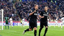 Inter 3-1 Genoa - Maç Özeti (11.1.2015)