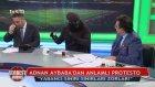 Adnan Aybaba TFFyi Böyle Protesto Etti