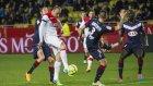 Monaco 0-0 Bordeaux - Maç Özeti (11.1.2015)