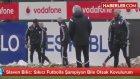 Beşiktaş, Veysel Sarı ve Yekta Kurtuluşu Reddetti