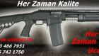 Fabrikadan Tüketiciye Av Silahları