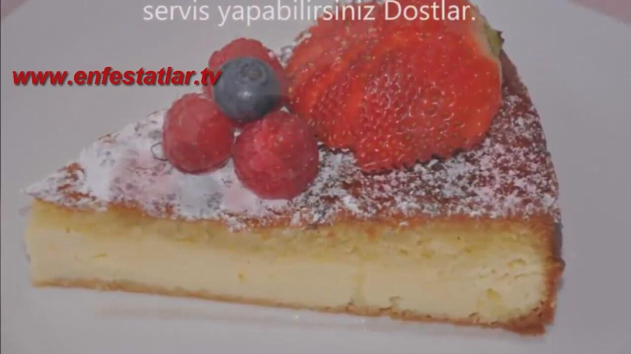 Sihirli Pasta Tarifi