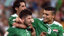 Ürdün 0-1 Irak - Maç Özeti (12.1.2015)