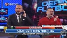 Ahmet Çakar, Fıfa Sekreteri Jeromeye Patladı!