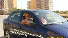 Direksiyon Dersi Verilir Ankara