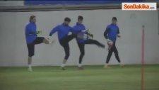 Trabzonsporda İkinci Yarı Hazırlıkları