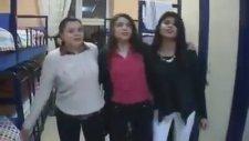 Beyaz ve Candan Erçetin'e Kırıkkale Üniversitesi KYK'lı Kızlardan Cevap