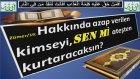 Kuranı Kerim Türkçe Meali Zumer suresi 19