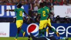 Senegal 5-2 Gine - Maç Özeti (13.1.2015)