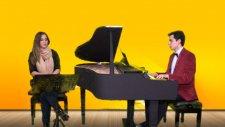 Türkmen Gelini Eyvanı Çamur Adıyaman Yöre Piyano Türkü Nikan Düğünü Türkmenistan Kadın Çerkez Çeçen