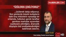Ülker, Türk Futbolundan Elini Çekti