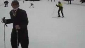 Hacı Amca ve Kayak Macerası